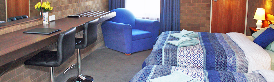 Clean and comfortable accommodation at Camellia Motel - Narrandera NSW